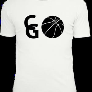 Coach Girls Basketball - White T-Shirt