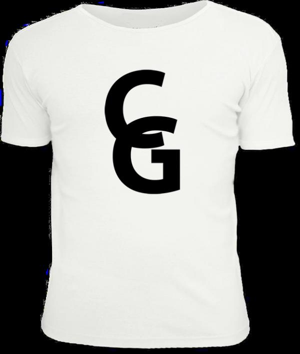 CG - White T-Shirt